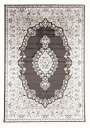 Tappeto 140 x 200 cm (wilton) - Battista (antracite)