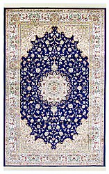 Tappeto Wilton - Gårda Oriental Collection Kahmar (blu)