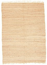 Tappeto 300 x 400 cm (canapa) - Natural (beige)