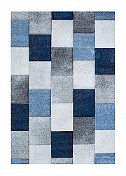 Tappeto Wilton - London Mosaik (blu)