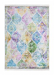 Tappeto 200 x 290 cm (wilton) - Colourful Bell (multi)