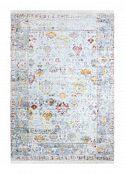 Tappeto 200 x 290 cm (wilton) - Colourful Frame (multi)