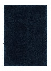 Tappeto 200 x 290 cm (pelo lungo) - Soft dream (blu)