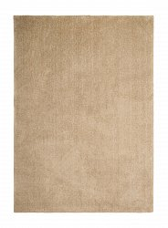 Tappeto 133 x 190 cm (pelo lungo) - Soft dream (marrone)