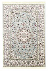 Tappeto Wilton -Gårda Oriental Collection Kerman (azzurro)