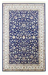 Tappeto Wilton - Gårda Oriental Collection Gharbi (blu)