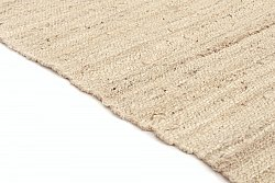 Tappeto In Canapa - Natural (beige)