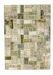 Colored Vintage Patchwork 230 x 160 cm