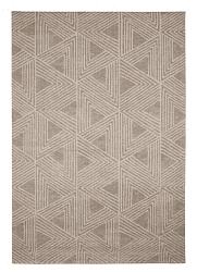 Tappeto Wilton - Paris Abstrakt (beige)