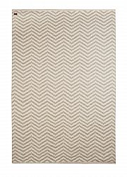 Tappeto In Lana - Wave (beige)
