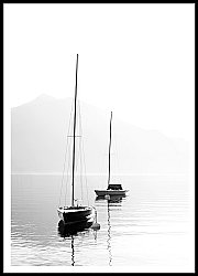 Twin Sailing Boats